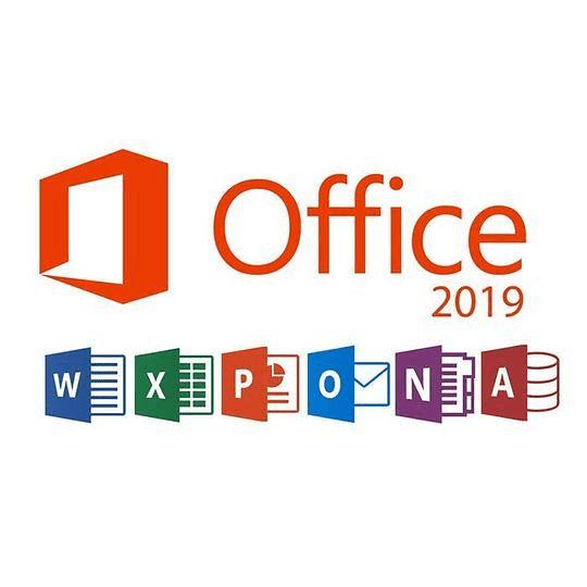Microsoft Office 2019 Professional Original 1PC Descarga Digital WINDOWS 10  - Image 1
