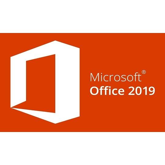 Microsoft Office 2019 Professional Licencia Original Permanente 1 MAC Descarga Digital