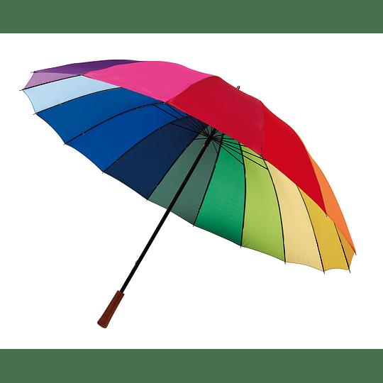 "Chapéu de chuva ""Rainbow Sky"""