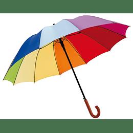 "Chapéu de chuva ""Rainbow Light"""