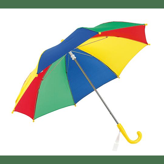 """Chapéu de chuva """"Lollipop"""""""