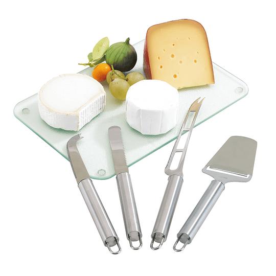 """Conjunto de facas """"Cheese"""""""