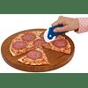 """Cortador de pizza """"Cut and open"""""""