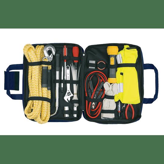 "Conjunto de ferramentas para carro ""Man power"""