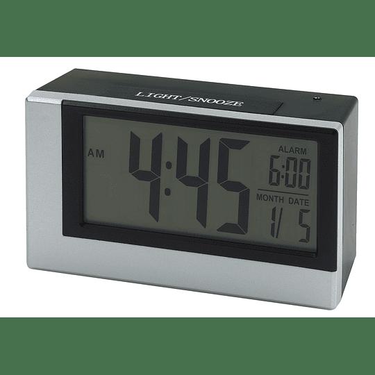 "Relógio de mesa digital ""Smoulder"""
