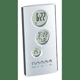 """Relógio despertador digital """"Tower"""""""