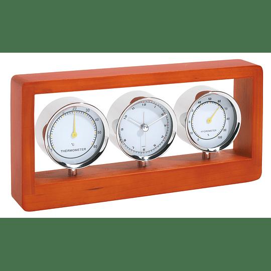 """Estação meteorológica """"Frame"""""""