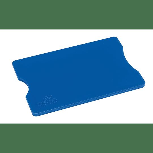 """Porta cartões de credito """"Protector"""" com bloqueio RFID"""