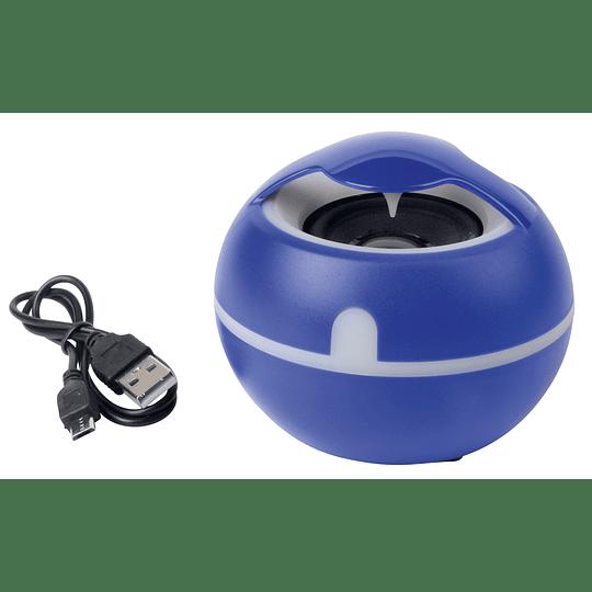 "Coluna wireless ""Sound egg"""