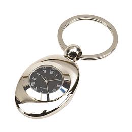 """Porta chaves """"Tack"""" com relógio"""