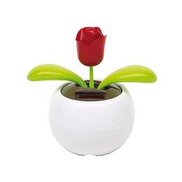 "Flor solar ""Waving rose"""