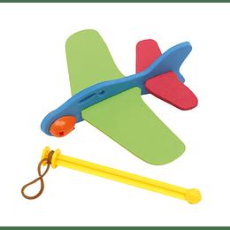 "Avião ""Sky hopper"""