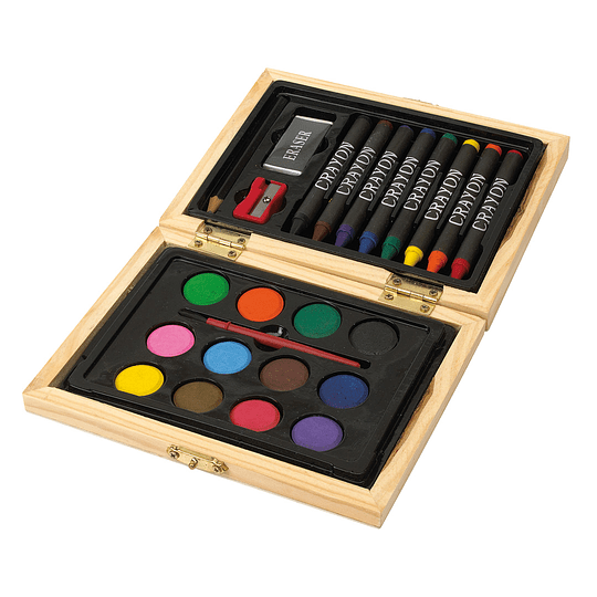 "Conjunto de colorir ""Creative Colour"""