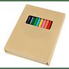 "Conjunto de colorir ""Colourful book"""