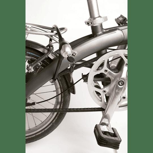 """Cadeado para bicicleta """"Practical"""""""