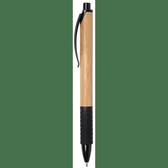 """Esferográfica """"Bamboo rubber"""""""