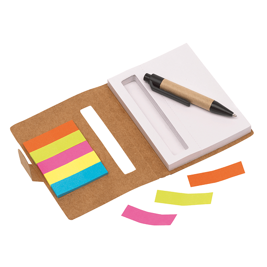 "Mini caderno de notas ""Memo"""