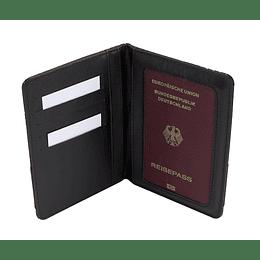 """Carteira para passaporte """"Hill dale"""""""
