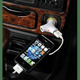 """Carregador USB """"Y power"""""""