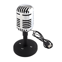 """Coluna """"Microphone"""""""