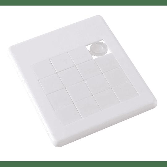 """Puzzle quadrado """"Pastime"""""""