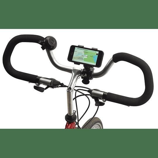 """Suporte para smartphones """"Down hill"""" para bicicleta"""