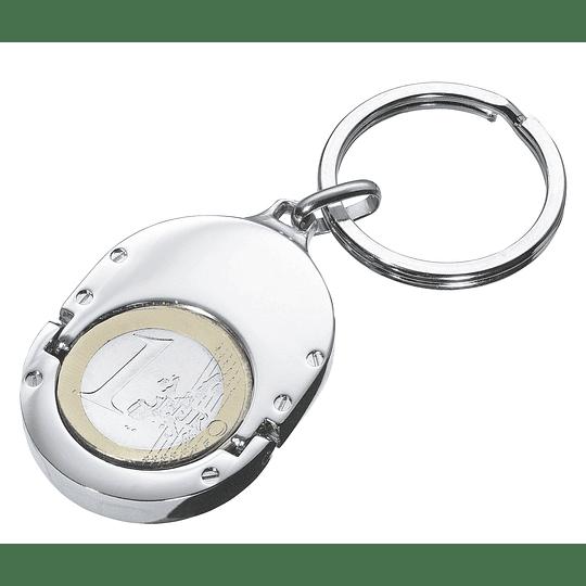 "Porta chaves porta moeda ""1 Euro Holder"""