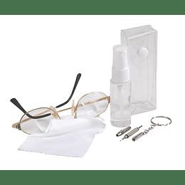 """Conjunto de limpeza para Óculos """"View"""""""