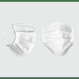 Mascara social reutilizável