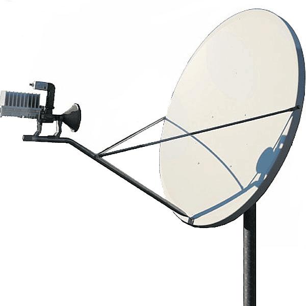 Antena Vsat - Fijo (Internet Satelital)