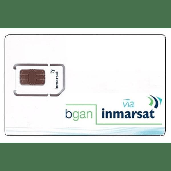 RECARGA INMARSAT BGAN 125 MB (180 DIAS)