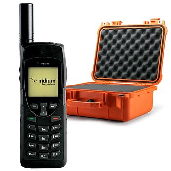 Iridium 9555 + 200 MINUTOS SUDAMERICA