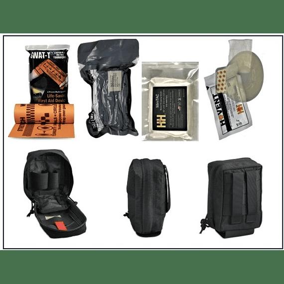 Botiquin TMK-1 para heridas de armas de fuego