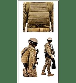 PHL-K: PHANTOM CAMILLA DE EVACUACION TACTICA