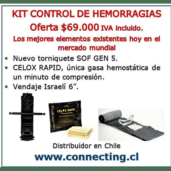 Kit Control de Hemorragias