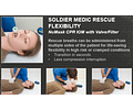 NuMask (IOM®), respirador CPR