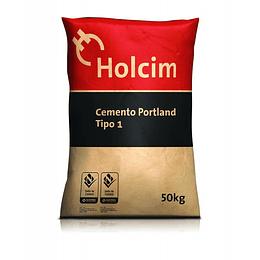 Cemento gris x 50 kg - Holcim