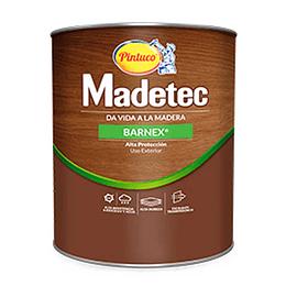 Barnex barniz incoloro semibrillante 6603 galón - Pintuco