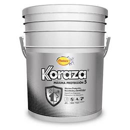 Koraza amarillo tostado 2681 caneca 4.1 galones - Pintuco