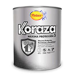 Koraza amarillo tostado 2681 galón - Pintuco