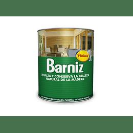 Barniz incoloro brillante sd - 1 1/4 galón - Pintuco