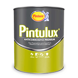 Anticorrosivo gris 507 1/4 galón - Pintuco