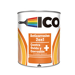 Anticorrosivo gris galón - Ico
