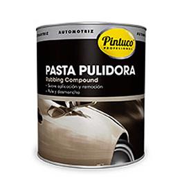 Pasta pulidora blanco 120025 1/4 galón - Pintuco