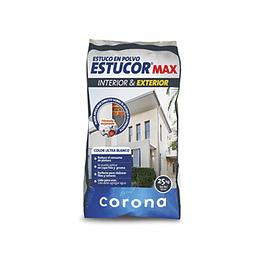 Estucor max 25 Kg - Corona