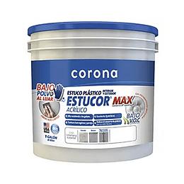 Estucor max 6 Kg galón - Corona