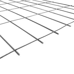 Malla electrosoldada M 188 - 6 mm 15x15