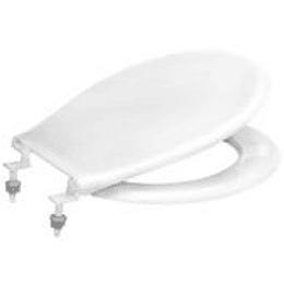 Asiento aero alongado blanco