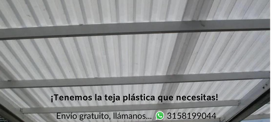 Tejas plásticas