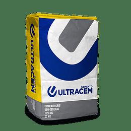 Cemento gris x 50 kg - Ultracem